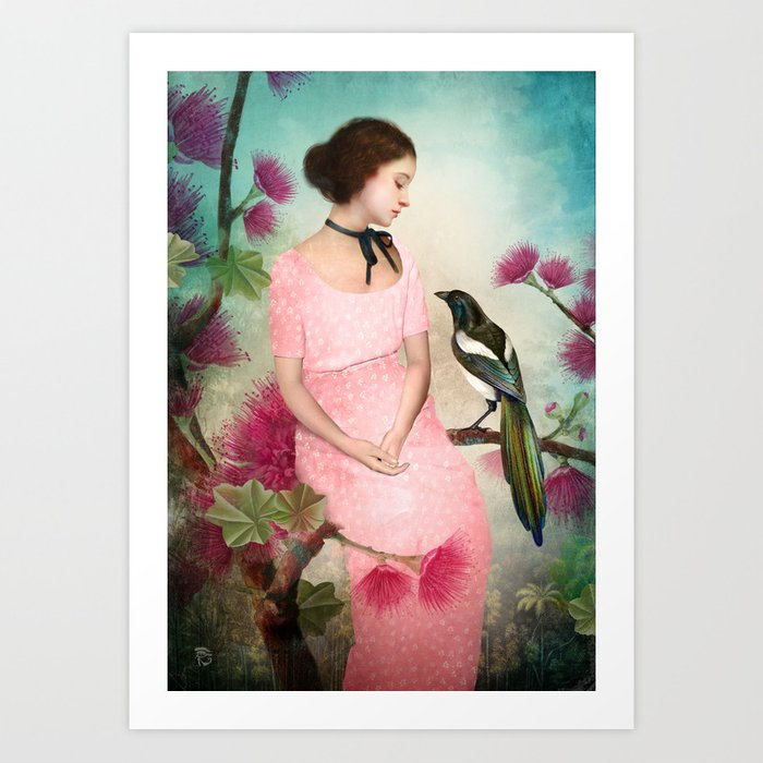 Discover the motif A DAYDREAM by Christian Schloe as a print at TOPPOSTER