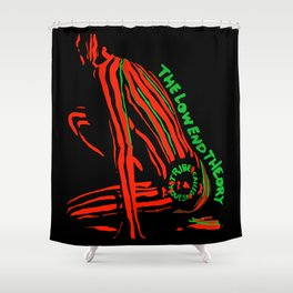 A Tribe Called Quest The Low End Theory Shower Curtain