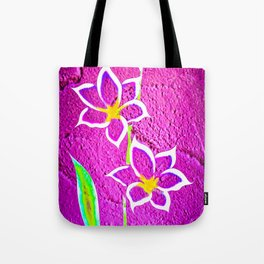 Flowermagic - Power Tote Bag