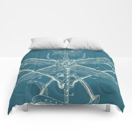 dragonfly-key Comforters