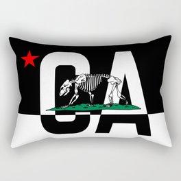 CA State of Mind  Rectangular Pillow