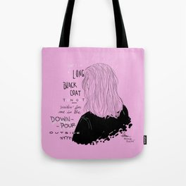 Jet Pack Pinks Tote Bag