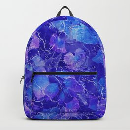 Frozen Leaves 31 Backpack