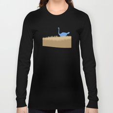 Ostrich Original Design Long Sleeve T-shirt