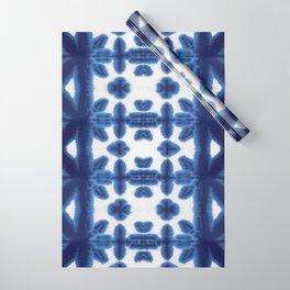 Royal Pima Shibori Wrapping Paper