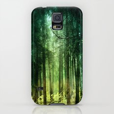 Enchanted light Galaxy S5 Slim Case