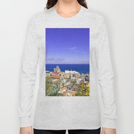 The Pearl Of The Mediterranean Sea Long Sleeve T-shirt