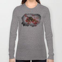Furious George Long Sleeve T-shirt