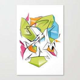 Wesh 3.0 Canvas Print