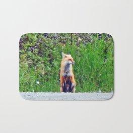Foxy Bath Mat