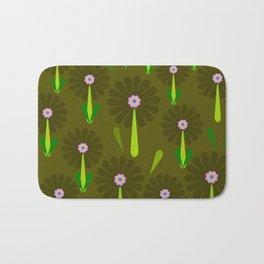 zappwaits Flower Bath Mat