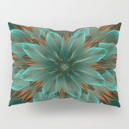 The flower of hope  Pillow Sham