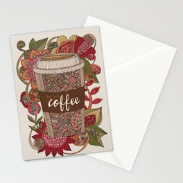 But first coffee Stationery Cards