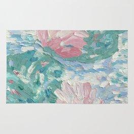 Ninfee. Waterlilies. Nynphéas Rug