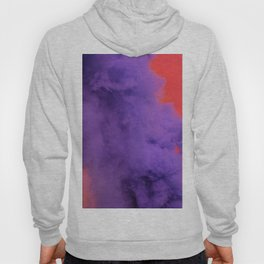 Purple and Pink Smoke Hoody