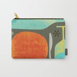 Wine & Dine Kitchen Art Carry-All Pouch