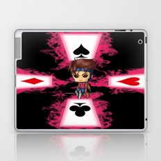 Chibi Gambit Laptop & iPad Skin