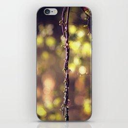 Twisted Vine iPhone Skin