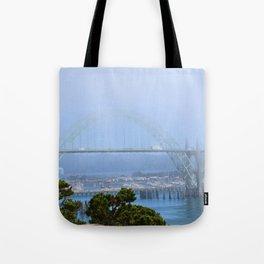 Yaquina Bay Tote Bag