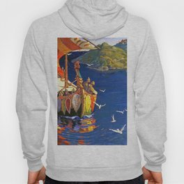 Guests From Overseas - Digital Remastered Edition Hoody