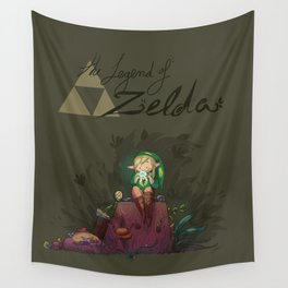 Link! Wall Tapestry