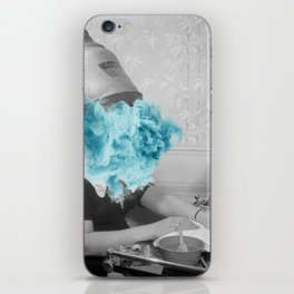 Suffering for Beauty iPhone Skin