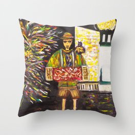 KURSAL Throw Pillow