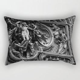 Duomo Di Milano Rectangular Pillow