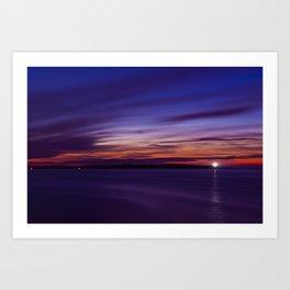 Nightlight  Art Print