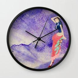 Nico Robin - One Piece Wall Clock