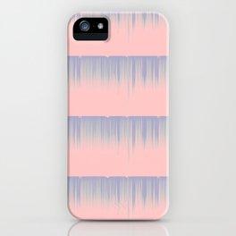 Drip Stripe iPhone Case