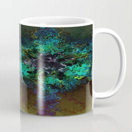 Alien Rose Coffee Mug