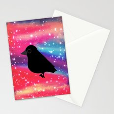 crow-288 Stationery Cards
