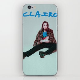Clairo iPhone Skin