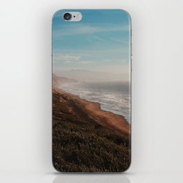 Fort Funston Park in San Francisco, California iPhone Skin