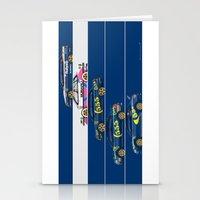 subaru Stationery Cards featuring Colin McRae, The Subaru Years by Ricardo Santos