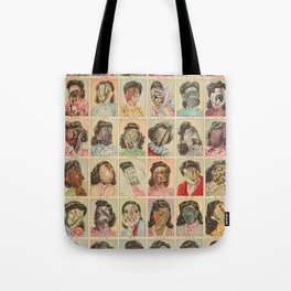 FRIDAY THE THIRTEENTH Tote Bag