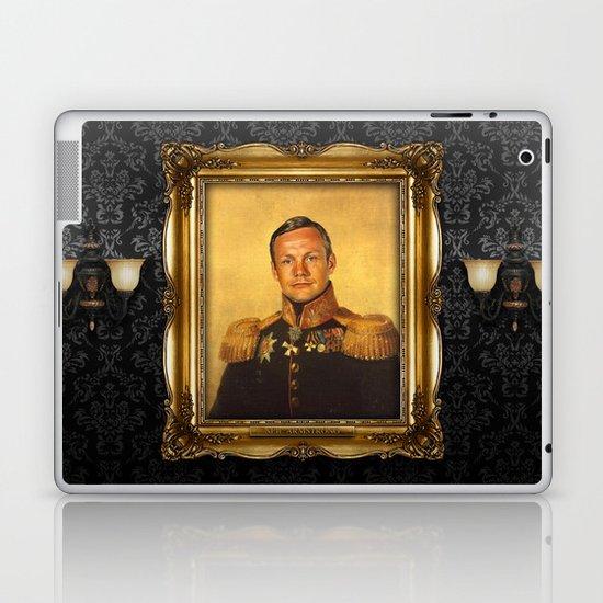 Neil Armstrong - replaceface Laptop & iPad Skin