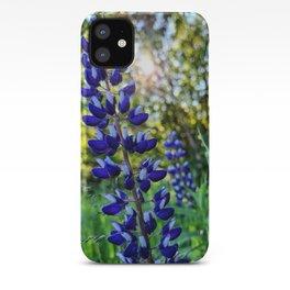 Vibrant Florals 1 iPhone Case