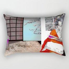 shibari 1 Rectangular Pillow