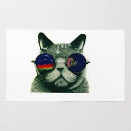 Spacey Cat Rug