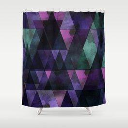 triavio nr02 Shower Curtain