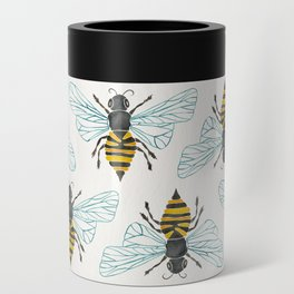 Honey Bee Can Cooler