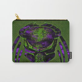 Soldier Predator Green Purple Carry-All Pouch
