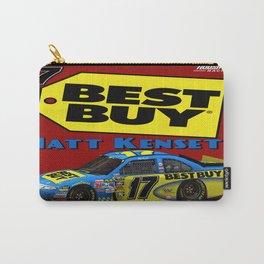 Matt Kenseth Best Buy design by @ernhrtfan Carry-All Pouch
