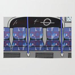 London Tube Rug
