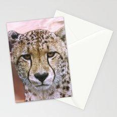 Cheetah Stationery Cards