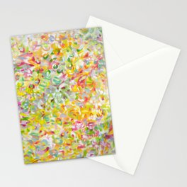 Softly She Whispered  Stationery Cards