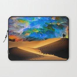 Walk In Love Laptop Sleeve
