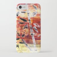 bamboo iPhone & iPod Cases featuring bamboo by Kras Arts - Fly Me To The Moon